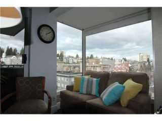"Photo 3: 704 410 CARNARVON Street in New Westminster: Downtown NW Condo for sale in ""CARNARVON PLACE"" : MLS®# V1075370"