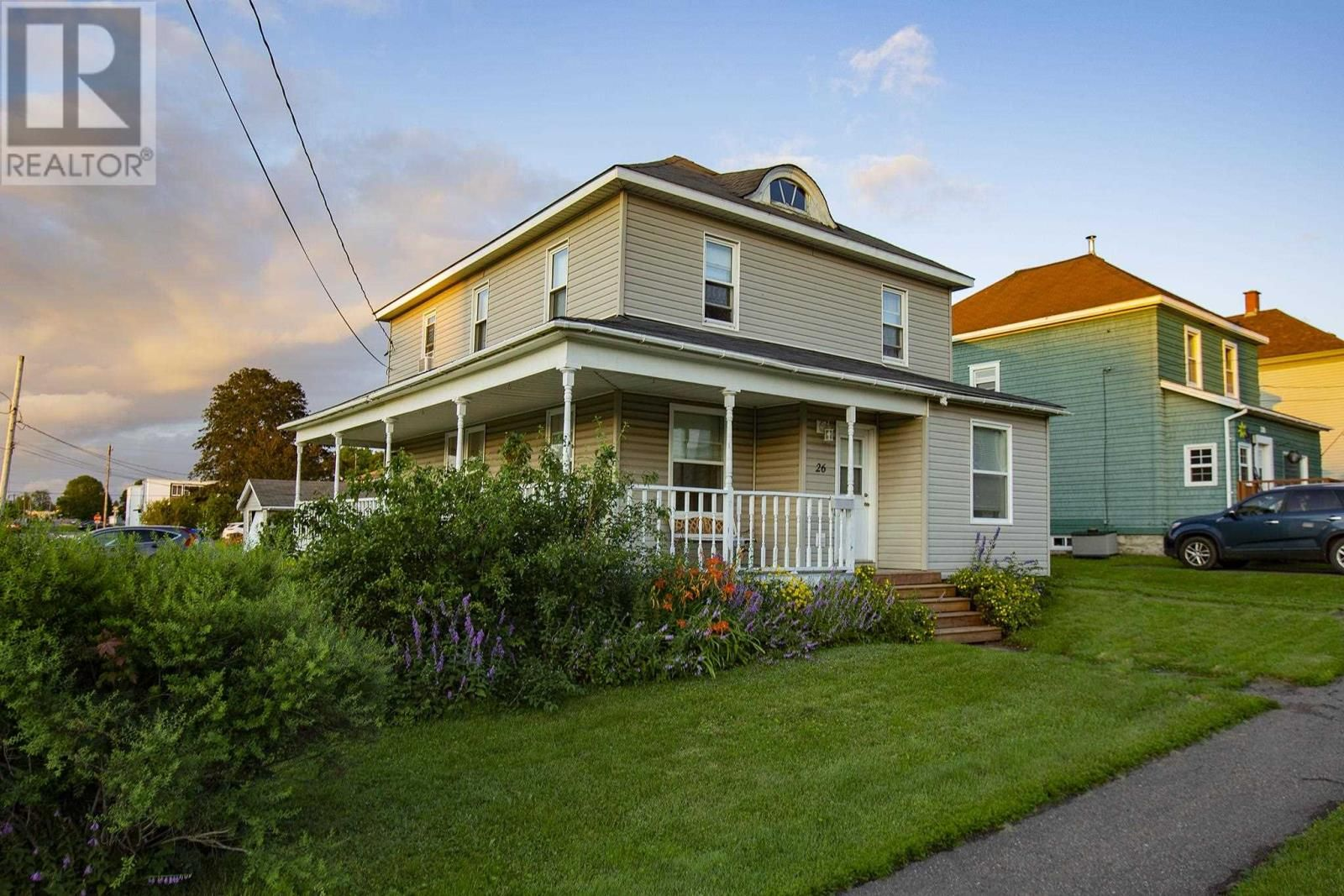 Main Photo: 26 Academy Street in Amherst: House for sale : MLS®# 202119180