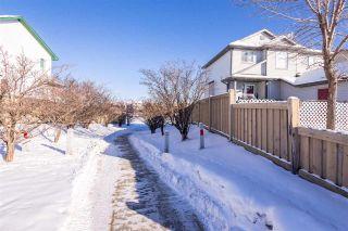 Photo 44: 16017 90 Street in Edmonton: Zone 28 House Half Duplex for sale : MLS®# E4228249