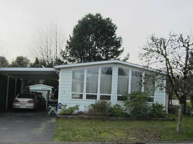 "Photo 1: Photos: 1 145 KING EDWARD Street in Coquitlam: Maillardville Manufactured Home for sale in ""MILL CREEK VILLAGE"" : MLS®# V995875"