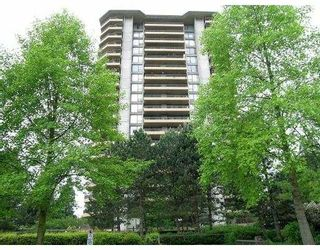 """Photo 1: 2041 BELLWOOD Ave in Burnaby: Brentwood Park Condo for sale in """"ANOLA PLACE"""" (Burnaby North)  : MLS®# V624153"""