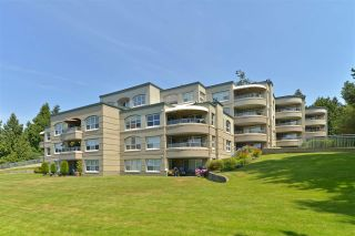 "Photo 1: 305 1725 128 Street in Surrey: Crescent Bch Ocean Pk. Condo for sale in ""Ocean Park Gardens"" (South Surrey White Rock)  : MLS®# R2531078"