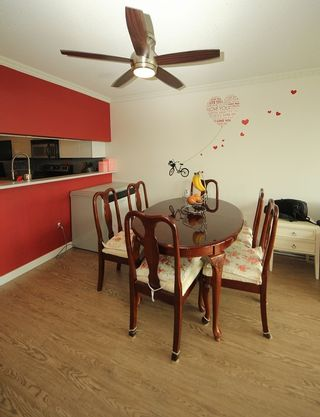 """Photo 6: 1304 1199 EASTWOOD Street in Coquitlam: North Coquitlam Condo for sale in """"THE SELKIRK"""" : MLS®# R2166032"""