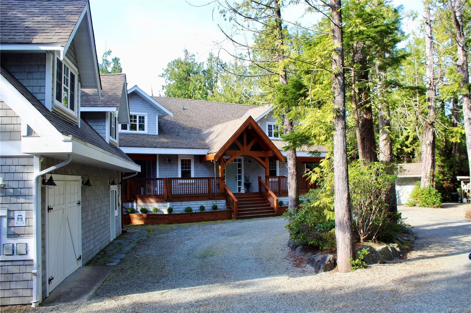Main Photo: 1796 Rainforest Lane in Ucluelet: PA Ucluelet House for sale (Port Alberni)  : MLS®# 871559