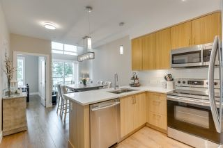 """Photo 5: 402 12460 191 Street in Pitt Meadows: Mid Meadows Condo for sale in """"ORION"""" : MLS®# R2436076"""