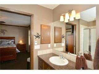 Photo 24: 14 WEST POINTE Manor: Cochrane House for sale : MLS®# C4108329