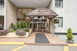 "Photo 1: 203 6595 WILLINGDON Avenue in Burnaby: Metrotown Condo for sale in ""HUNTLEY MANOR"" (Burnaby South)  : MLS®# R2578112"
