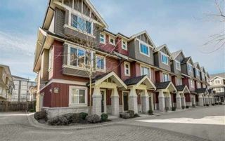 """Photo 1: 21 9628 FERNDALE Road in Richmond: McLennan North Townhouse for sale in """"SONATA PARK"""" : MLS®# R2155174"""