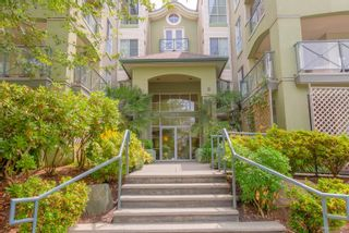 """Main Photo: 412 20110 MICHAUD Crescent in Langley: Langley City Condo for sale in """"Regency Terrace"""" : MLS®# R2625679"""
