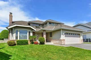 "Photo 1: 6289 187 Street in Surrey: Cloverdale BC House for sale in ""EAGLE CREST"" (Cloverdale)  : MLS®# R2266514"