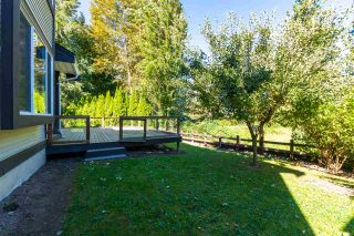 Photo 35: 47556 CHARTWELL Drive in Chilliwack: Little Mountain House for sale : MLS®# R2495101