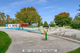 "Photo 25: 203 7182 133A Street in Surrey: West Newton Townhouse for sale in ""Suncreek Estates"" : MLS®# R2538111"