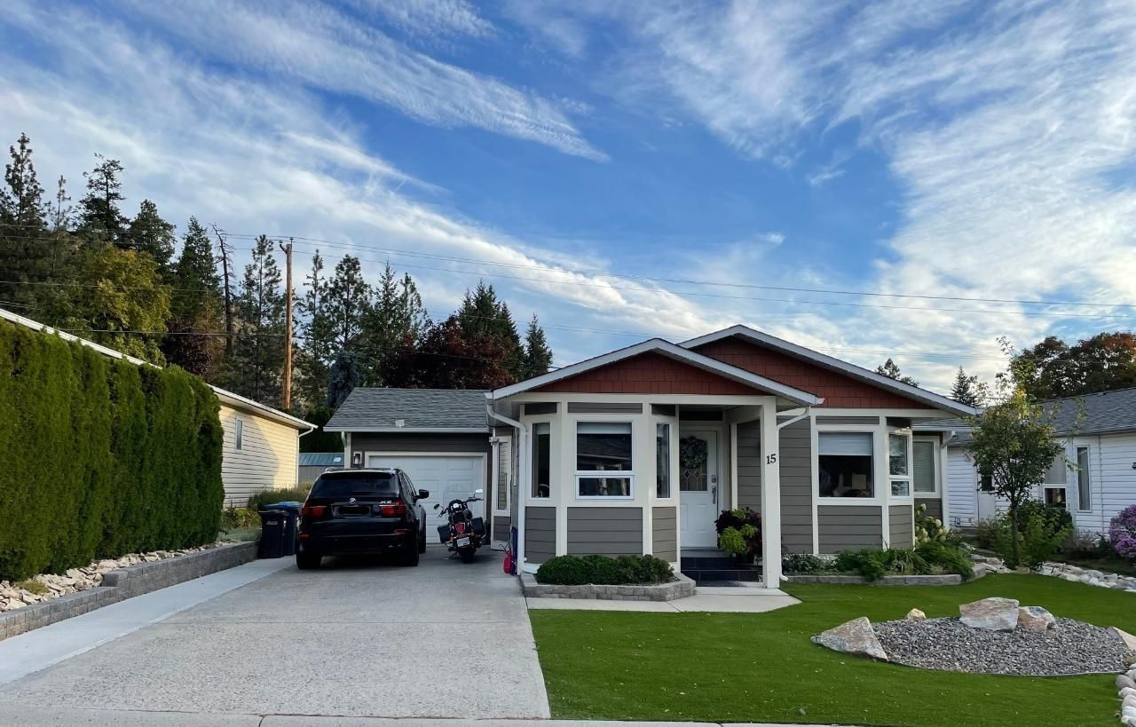 Main Photo: #15 17017 SNOW Avenue, in Summerland: House for sale : MLS®# 191672