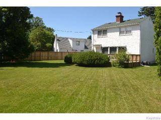 Photo 18: 50 Hind Avenue in WINNIPEG: St James Residential for sale (West Winnipeg)  : MLS®# 1519306