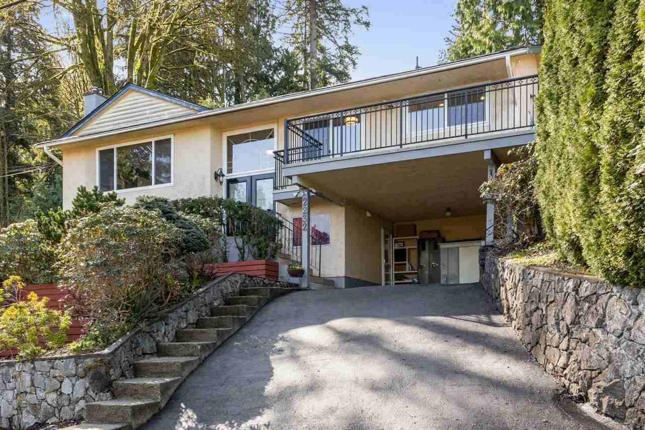 Main Photo: 2232 PARK Crescent in Coquitlam: Chineside House for sale : MLS®# R2559669