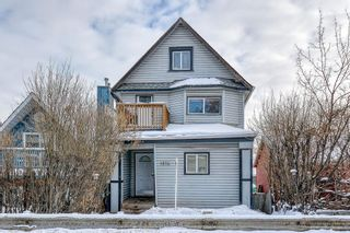 Main Photo: 1814 8 Street SE in Calgary: Ramsay Detached for sale : MLS®# A1096770