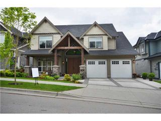 Photo 2: 3420 HARPER Road in Coquitlam: Burke Mountain House for sale : MLS®# V1007655