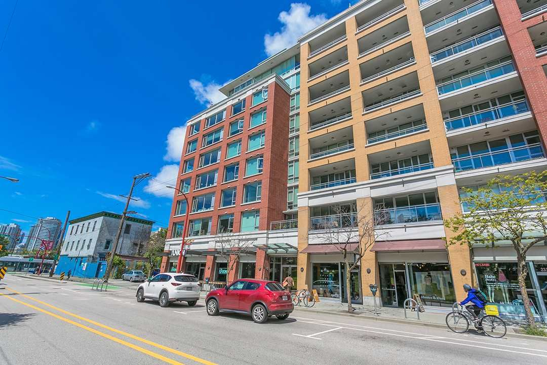 """Photo 18: Photos: 702 221 UNION Street in Vancouver: Strathcona Condo for sale in """"V6A"""" (Vancouver East)  : MLS®# R2372074"""