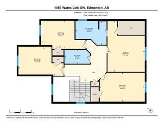 Photo 47: 1459 Wates Link SW in Edmonton: Zone 56 House for sale : MLS®# E4246699