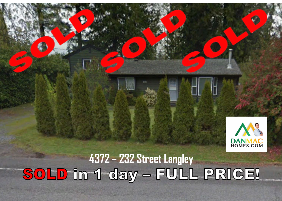 Main Photo: 4372 232 Street in Langley: Campbell Valley House for sale