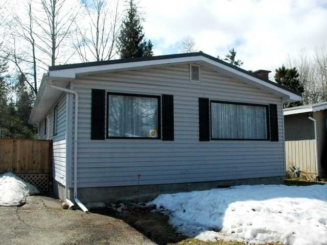 Main Photo: 2479 LISGAR Crescent in Prince George: Westwood House for sale (PG City West (Zone 71))  : MLS®# N208831