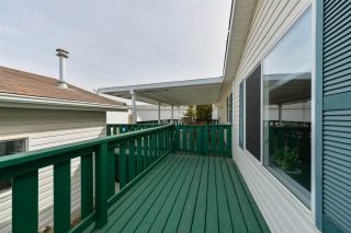 Photo 2: 2905 Lakewood Drive in Edmonton: Zone 59 Mobile for sale : MLS®# E4236634