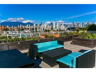 """Photo 16: 509 1635 W 3RD Avenue in Vancouver: False Creek Condo for sale in """"THE LUMEN"""" (Vancouver West)  : MLS®# V1026731"""