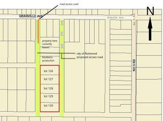 Photo 1: LOT 128 GRANVILLE Avenue in Richmond: McLennan Land for sale : MLS®# R2354462