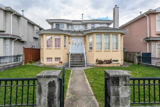 Photo 1: 6796 FLEMING Street in Vancouver: Knight House for sale (Vancouver East)  : MLS®# R2334982