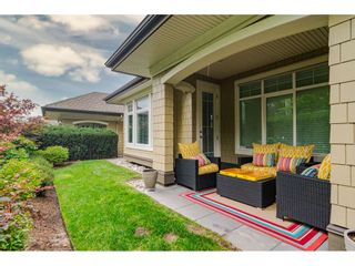 """Photo 35: 108 21707 88TH Avenue in Langley: Walnut Grove Townhouse for sale in """"Woodcroft"""" : MLS®# R2497274"""