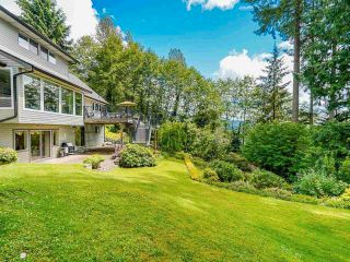 "Photo 31: 1061 DEMPSEY Road in North Vancouver: Braemar House for sale in ""Braemar"" : MLS®# R2590857"