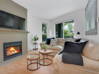 """Photo 2: 209 1928 NELSON Street in Vancouver: West End VW Condo for sale in """"Westpark House"""" (Vancouver West)  : MLS®# R2625664"""