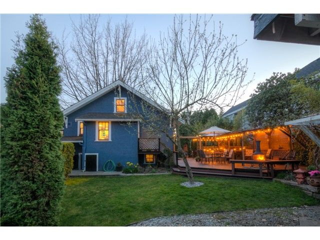 """Photo 19: Photos: 929 FOURTH Street in New Westminster: GlenBrooke North House for sale in """"GLENBROOKE NORTH"""" : MLS®# V1058200"""