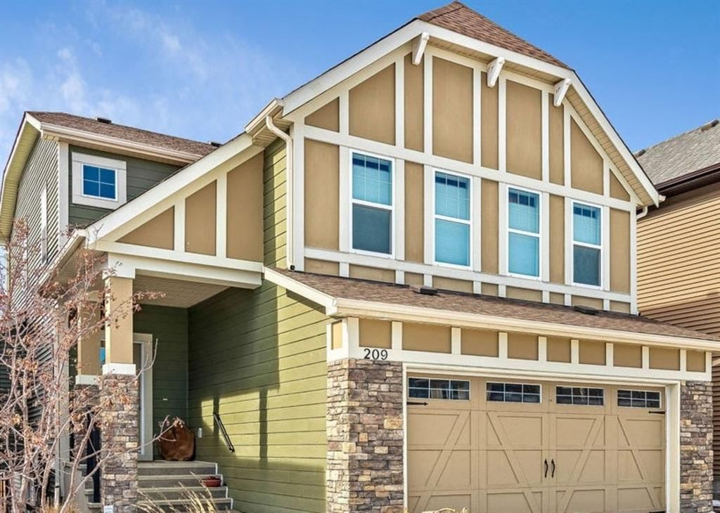 Main Photo: 209 Mountainview Drive: Okotoks Detached for sale : MLS®# A1015421