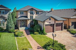 Photo 1: 426 Trimble Crescent in Saskatoon: Willowgrove Residential for sale : MLS®# SK865134