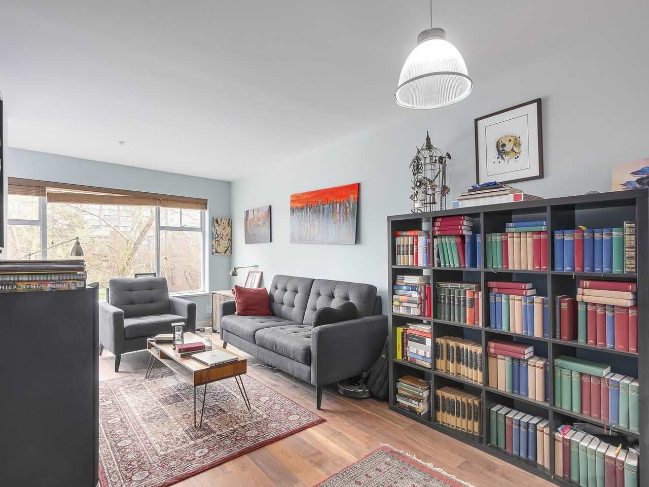"""Main Photo: 202 663 GORE Avenue in Vancouver: Mount Pleasant VE Condo for sale in """"Strathcona Edge"""" (Vancouver East)  : MLS®# R2305555"""