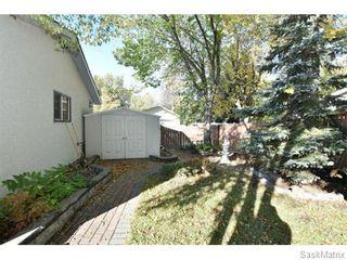 Photo 35: 46 WHEELER Crescent in Regina: Walsh Acres Single Family Dwelling for sale (Regina Area 01)  : MLS®# 551653
