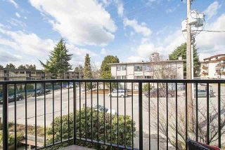 """Photo 17: 304 620 BLACKFORD Street in New Westminster: Uptown NW Condo for sale in """"DEERWOOD COURT"""" : MLS®# R2246699"""
