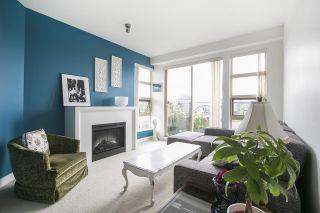 Photo 1: 424 4550 FRASER Street in Vancouver: Fraser VE Condo for sale (Vancouver East)  : MLS®# R2428372