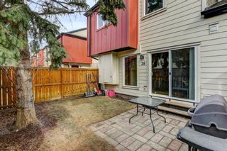 Photo 27: 38 4740 Dalton Drive NW in Calgary: Dalhousie Row/Townhouse for sale : MLS®# A1084913