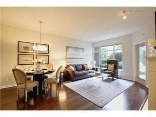 """Photo 7: 105 5735 HAMPTON Place in Vancouver: University VW Condo for sale in """"THE BRISTOL"""" (Vancouver West)  : MLS®# V1122192"""