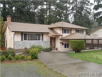 Main Photo: 481 Webb Pl in VICTORIA: Co Wishart South House for sale (Colwood)  : MLS®# 592217