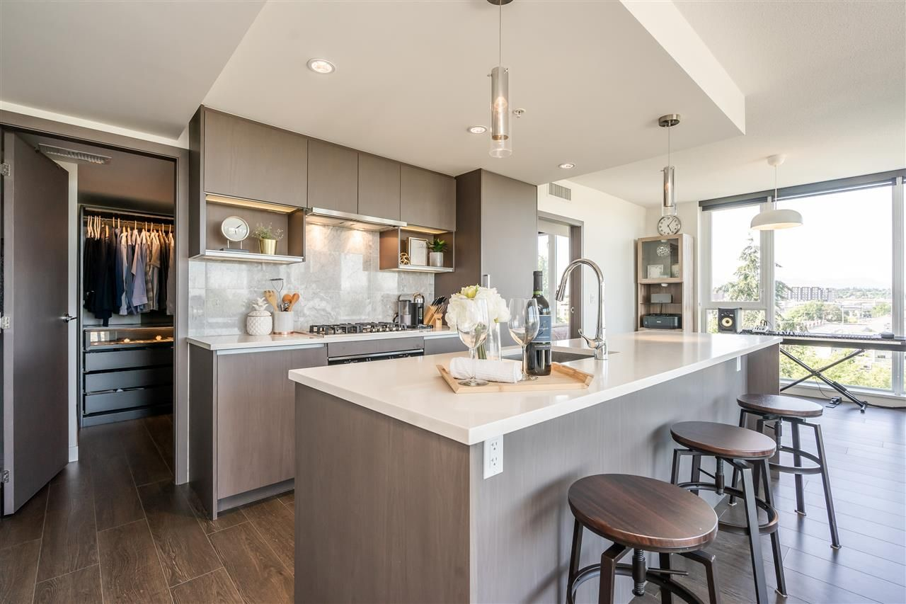 Main Photo: 921 8988 PATTERSON Road in Richmond: West Cambie Condo for sale : MLS®# R2551421