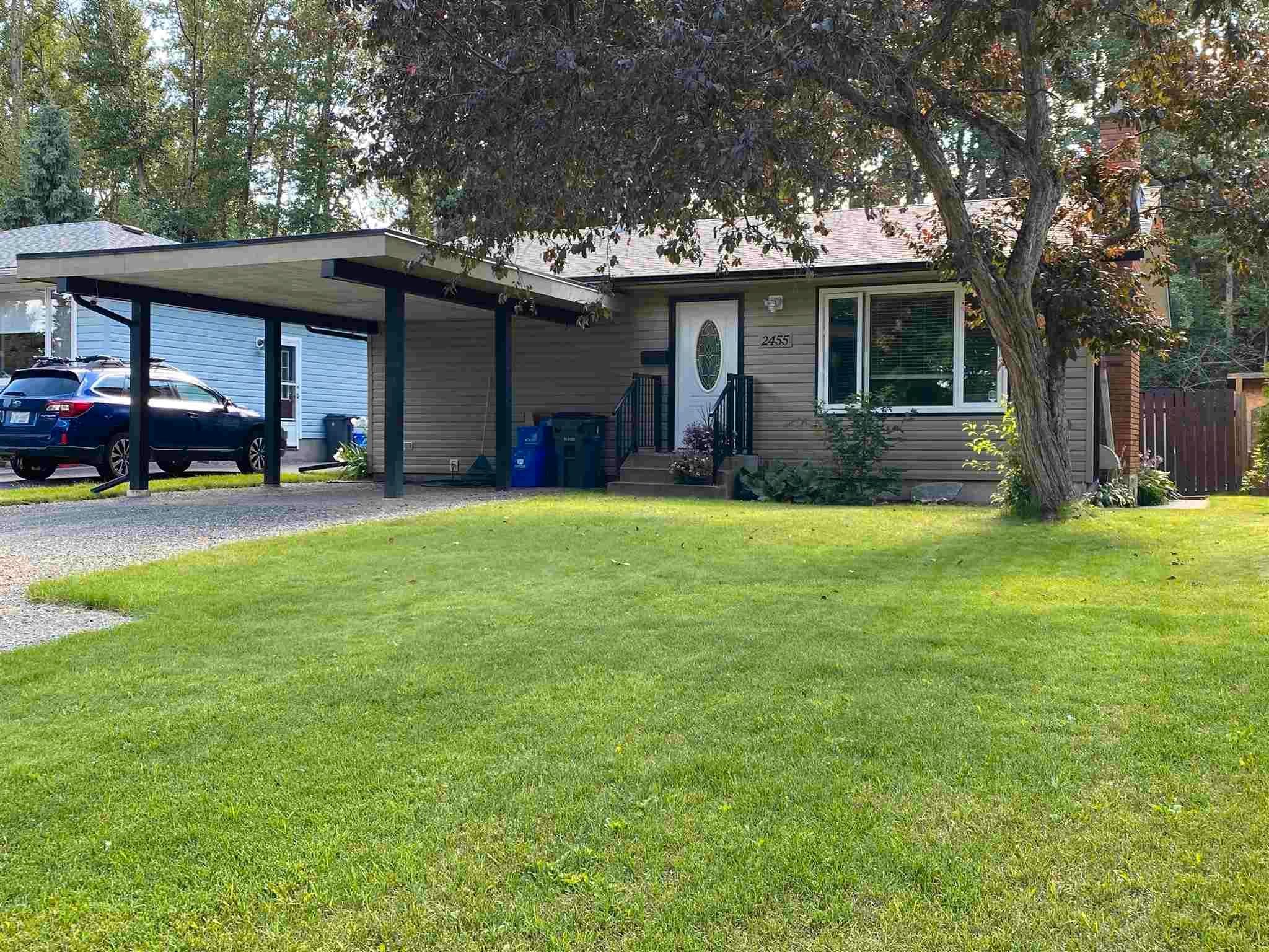 """Main Photo: 2455 LISGAR Crescent in Prince George: Westwood House for sale in """"Westwood"""" (PG City West (Zone 71))  : MLS®# R2605938"""