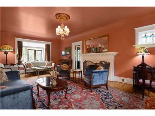 Photo 3: 1837 W 19TH Avenue in Vancouver: Shaughnessy House for sale (Vancouver West)  : MLS®# V1018111