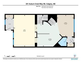 Photo 27: 351 Auburn Crest Way SE in Calgary: Auburn Bay Detached for sale : MLS®# A1136457