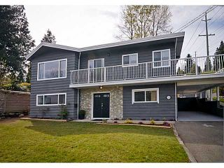 Photo 1: 2998 PASTURE CR in Coquitlam: Ranch Park House for sale : MLS®# V1061160