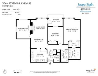 "Photo 37: #306 15350 19A Avenue in Surrey: King George Corridor Condo for sale in ""STRATFORD GARDENS"" (South Surrey White Rock)  : MLS®# R2621631"