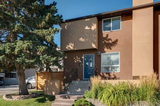 Photo 1: 2807 16 Street SW in Calgary: South Calgary Row/Townhouse for sale : MLS®# A1150931