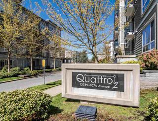 "Photo 27: 309 13789 107A Avenue in Surrey: Whalley Condo for sale in ""QUATTRO"" (North Surrey)  : MLS®# R2566376"